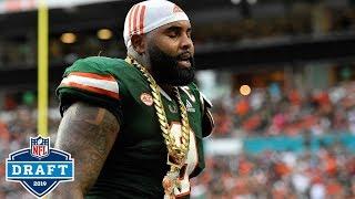 Gerald Willis NFL Draft Tape | Miami DT