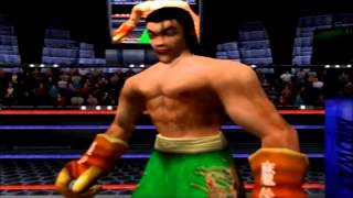 Ready 2 Rumble Boxing Round 2 - Rumbleman Playthrough