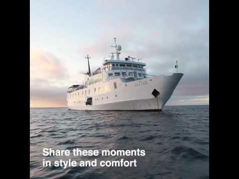 Experience luxury on La Pinta - Galapagos Cruise Ship