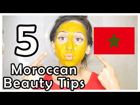 5 Moroccan Beauty Tips
