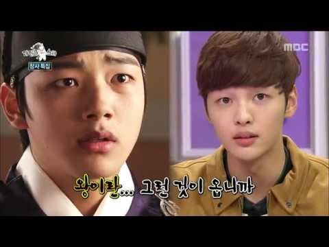[RADIO STAR] 라디오스타 - Kim Min-jae nearly same as Yeo Jin-goo 20151202