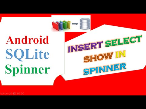 how to connect sqlite database in android using android studio