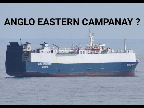 ANGLO EASTERN SHIPPING CAMPANY ? - YouTube