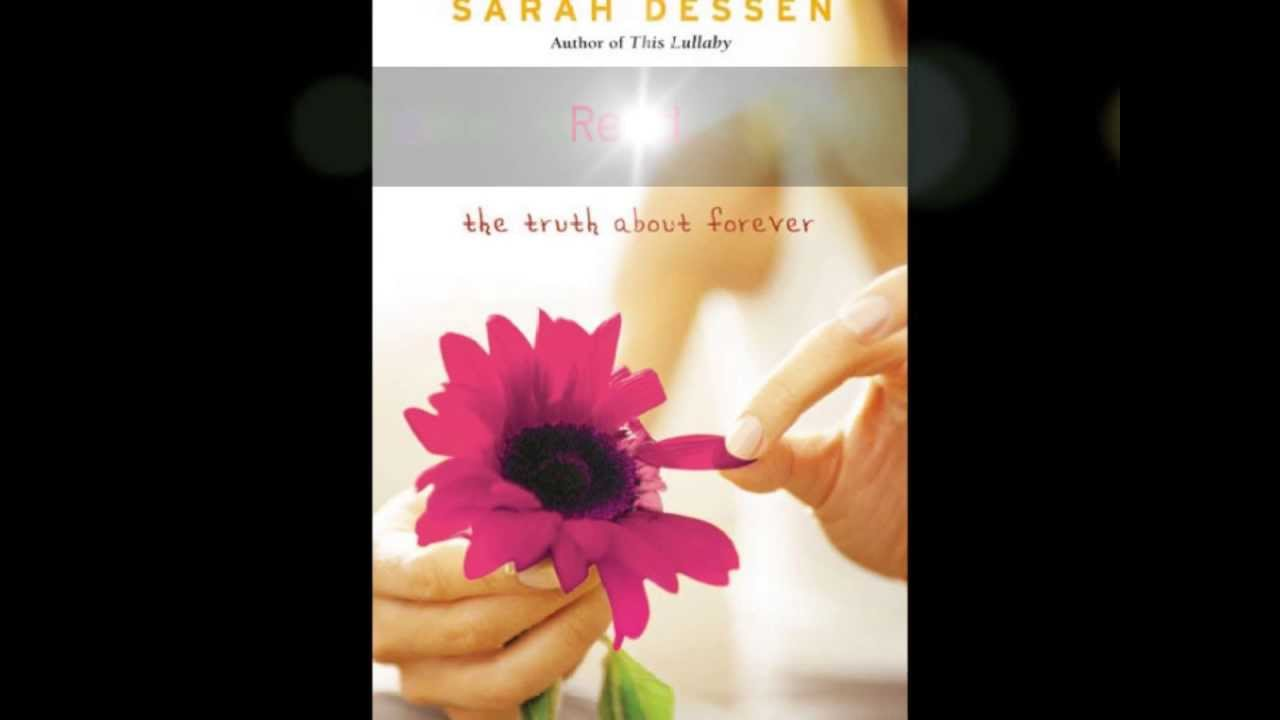 the truth about forever When macy's boyfriend jason leaves for the summer, macy feels her life is organized and complete but once she starts a new job at a catering company, she reali.