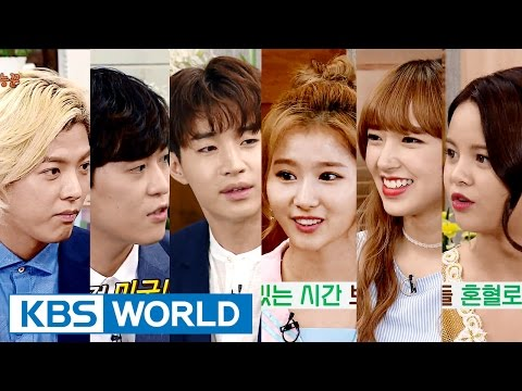 Happy Together - Global Entertainers Special [ENG/2016.07.21