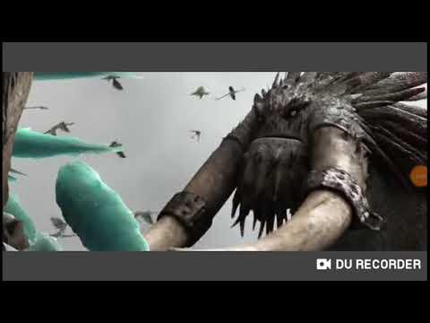 Грустный момент в мультфильме как приручить дракона 2!!😞😞😞😢😢😢