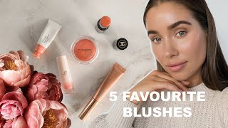 Gambar cover MY 5 FAVOURITE BLUSHES