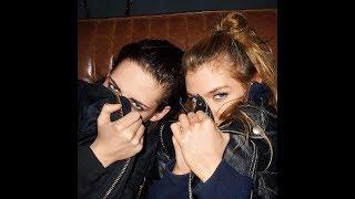 【Kristella】Kristen Stewart & Stella Maxwell,sweet throw back