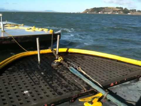 Tug & Barge, Breaking Towline