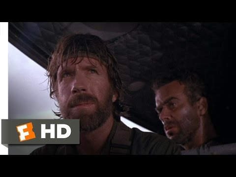 Missing in Action (10/10) Movie CLIP - Chopper to Saigon (1984) HD