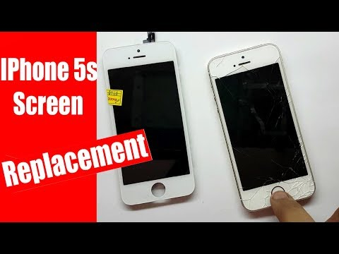 IPhone 5s Screen Replacement | Pardeep Electronics