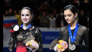 В США отреагировали на невызов Медведевой и Загитовой в сборную России