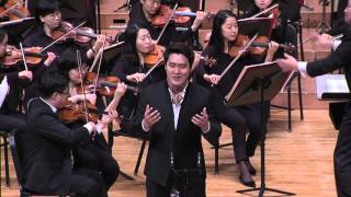 160326 Keonwoo Kim Final Round 1st, 12th Seoul International Music Competition