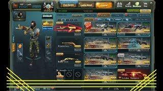 My acc Me→LioNミ buy M4M1 Hero :D