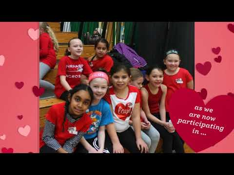 Carle Place Rushmore Avenue School Jump Rope For Heart 720p