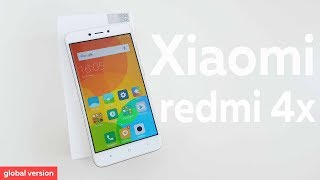 Xiaomi Redmi 4X Global Version 3/32 с Aliexpress - Купил за 7400р!