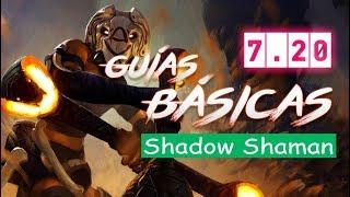 ¿Quién dice que el support no mata? Con Shadow Shaman l Guías Básicas support