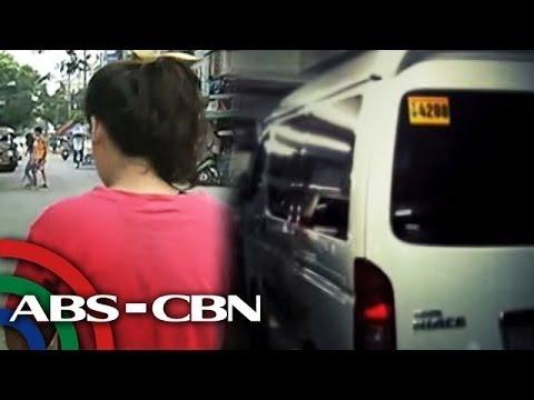 TV Patrol: Estudyanteng dinukot ng naka-van, nakatakas