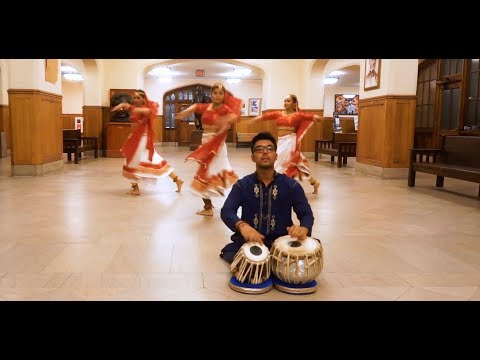 Ek Dil Ek Jaan | Padmavaat | Classical Tabla & Dance Fusion