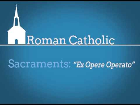 What is a Sacrament? - YouTube
