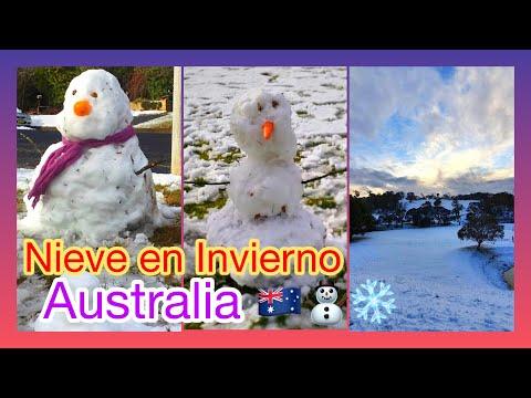 """nieve-en-el-invierno-australia-""""winter-wonderland"""""""