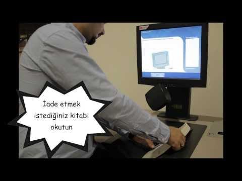 Self-Check Makinelerinin Kullanımı