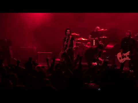 The Distillers live 2018 Santa Ana at the Observatory