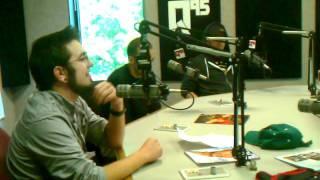 Presomnia interview on X103's Indy X-Files Show (5/15/2011)