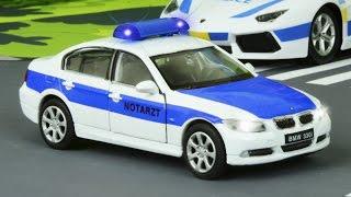 Мультики про машинки Полицейская Машина в Мультиках для мальчиков Мультфильмы для детей