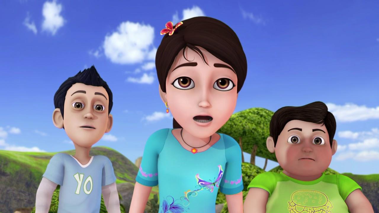 Shiva - Full Episode 17 - The Jocker  Voot Kids 21:39 HD
