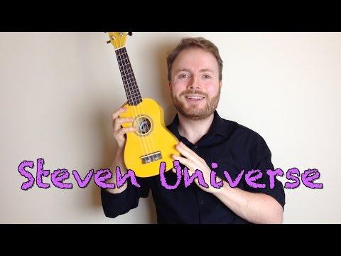 Steven Universe Theme - Ukulele Tutorial