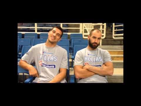 Video : Εθνική Ομάδα Ανδρών |  Σπανούλης - Ζήσης,... μια ξεχωριστή φιλία.