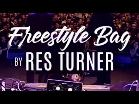 Encore une énorme impro au freestyle bag EOW by RES TURNER - Finale Ouest 2015