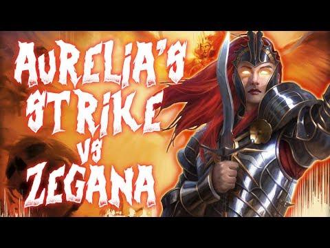 Jolt - Commander - Aurelia, Exemplar of Justice vs Prime Speaker Zegana