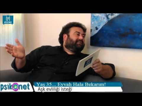Yaş 35. Eyvah, Hala Bekarım! - Www.iyihissetmek.tv - 22 Nisan 2014