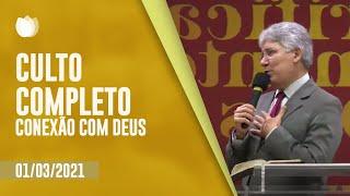 CONEXÃO COM DEUS 20H | Rev. Hernandes Dias Lopes | Igreja Presbiteriana de Pinheiros | IPP TV
