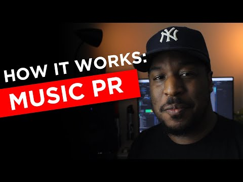 What Is Music PR? | Finding a Good Publicist