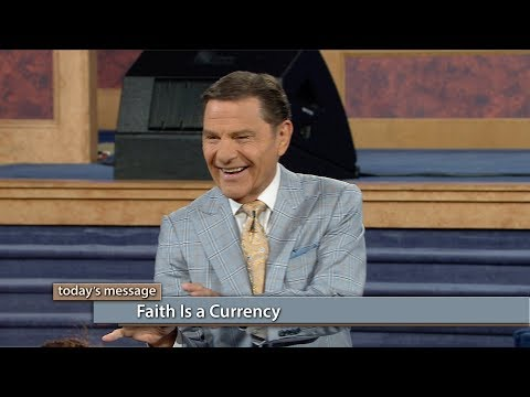 Faith Is a Currency with Kenneth Copeland (Air Date 10-23-17)