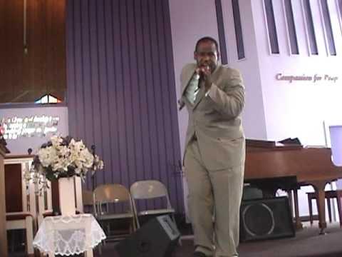 "Pastor Ewart Anthony Carter - Sermon: ""God made man upright. What happens now?"". 03-25-07."
