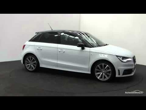 2014 audi a1 sportback tdi s line style edition youtube. Black Bedroom Furniture Sets. Home Design Ideas