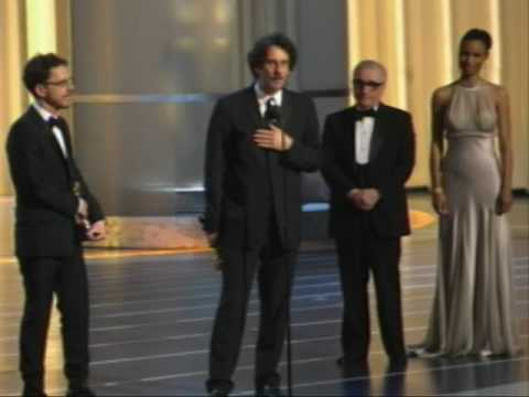 "The Coen Brothers Winning An Oscar® For Directing ""No Country For Old Men"""