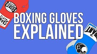 Boxing Gloves Explained | Procedures, Policies, and Types of Boxing Gloves