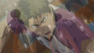 Haikyuu!!「AMV」- Karasuno vs Shiratorizawa