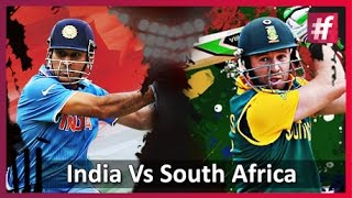 #fame Cricket - History Of India Vs South Africa Series - Part 2