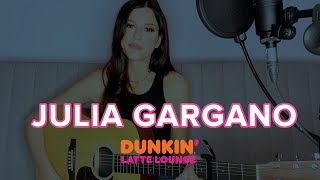 Julia Gargano Performs Live At The Dunkin Latte Lounge