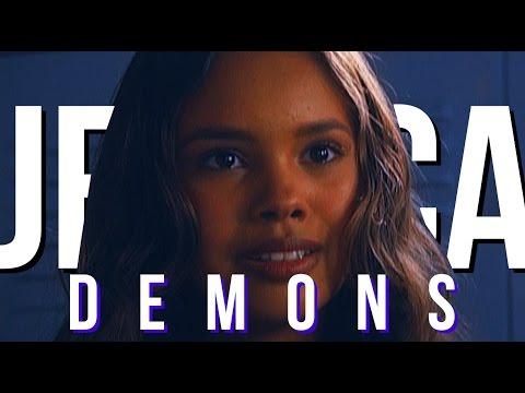 jessica davis ✗ demons