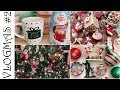 VLOGMAS #2 ♡ Decorating 3 Christmas Trees (Traditional/Vintage & Disney)