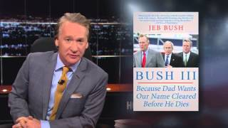 Real Time with Bill Maher: Republican Book Club (HBO)