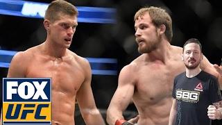 Should Gunnar Nelson face off against Wonderboy Thompson   @TheBuzzer   UFC ON FOX