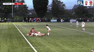 Women's Rugby League international - England Lions v Wales